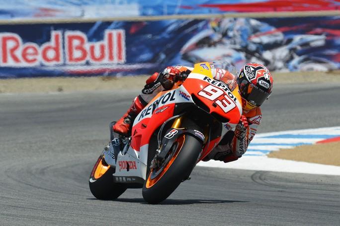 MotoGP Indianapolis, Prove Libere 1: Marquez è il migliore