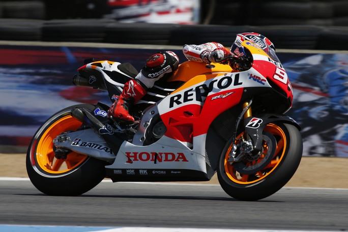 MotoGP Indianapolis, Prove Libere 2: Marquez non si ferma più! E' ancora suo il miglior tempo