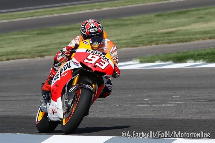 MotoGP Indianapolis: Triplete per Marquez, terza vittoria negli Stati Uniti!