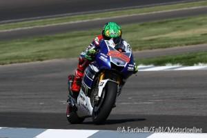 """MotoGP Indianapolis: Jorge Lorenzo """"Bello tornare sul podio anche se mi brucia aver perso il 2° posto nel finale"""""""