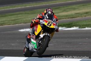 "MotoGP Indianapolis: Stefan Bradl ""Le tre cadute nelle prove mi hanno tolto sicurezza"""
