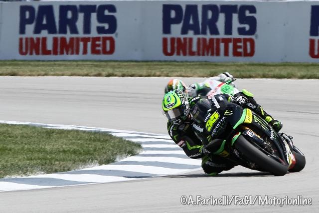 """MotoGP Brno, Prove Libere: Cal Crutchlow """"Devo migliorare la moto in curva ed il grip sull'anteriore"""""""