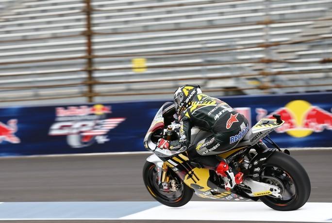 Moto2 Indianapolis, Qualifiche: La pole va a Scott Redding che ha preceduto Pol Espargarò