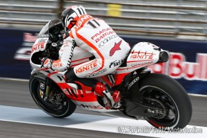 MotoGP Indianapolis: Lussazione alla spalla sinistra per Ben Spies