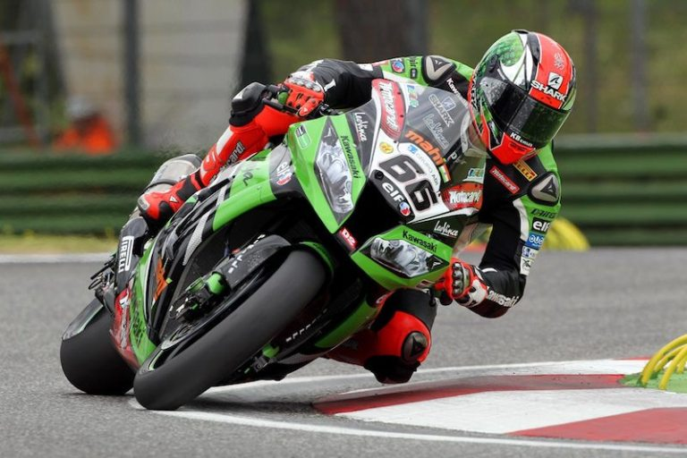 Superbike Germania: Sykes in testa nelle prime libere