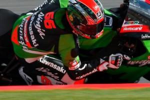 Superbike Silverstone: Sykes davanti a tutti pure nelle prime qualifiche