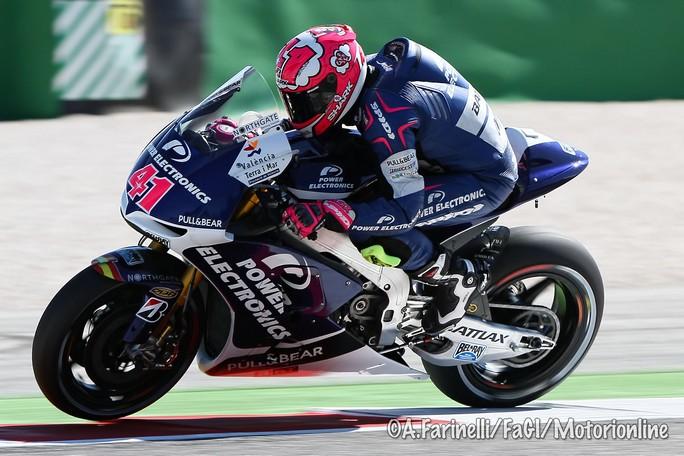 """MotoGP Misano: Aleix Espargarò """"Ottimo passo, ho fatto un giro super e posso ancora migliorarmi"""""""