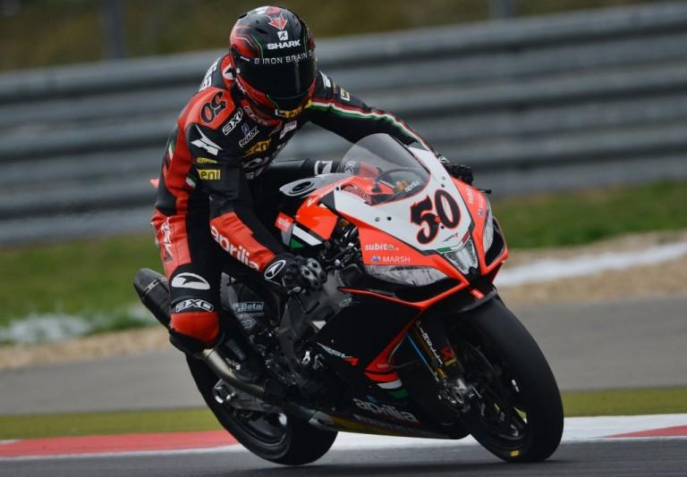 "Superbike Turchia: Guintoli ""Il target è la vittoria"""