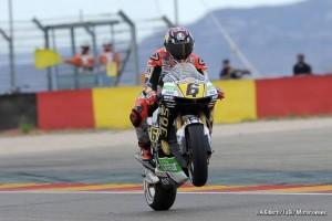 """MotoGP Aragon: Stefan Bradl """"Bellissima gara, ho sognato il podio ma mi manca ancora un pò d'esperienza"""""""