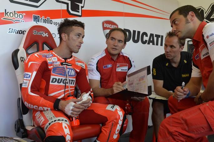 MotoGP: Andrea Dovizioso festeggia i 200 GP ad Aragon