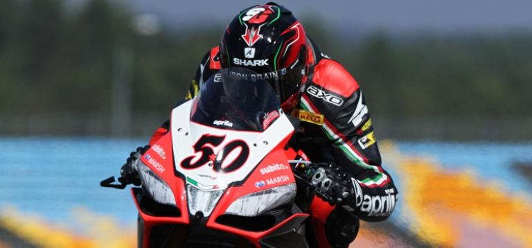 Superbike Turchia: Guintoli in testa anche nelle prime qualifiche