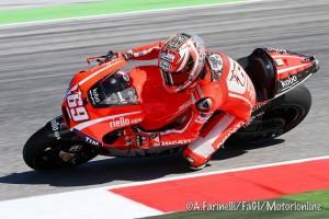 """MotoGP: Nicky Hayden """"Le cose non sono andate come ci aspettavamo"""""""