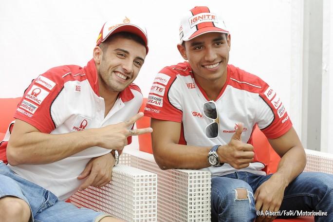 """MotoGP: Andrea Iannone """"Fisicamente sto meglio, spero in un buon risultato qui ad Aragon"""""""