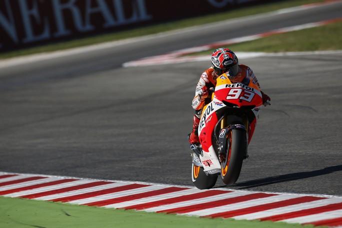 MotoGP Misano, Qualifiche 2: Marquez, Pole e Record!