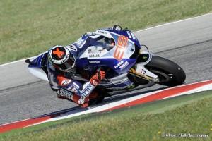 MotoGP Misano, Warm Up: Jorge Lorenzo davanti a Marquez e Pedrosa