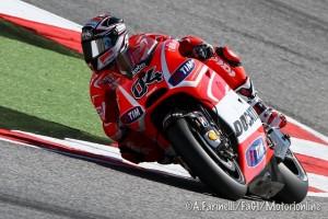 """MotoGP Misano: Andrea Dovizioso """"Deluso per la qualifica, volevo partire almeno dalla seconda fila"""""""