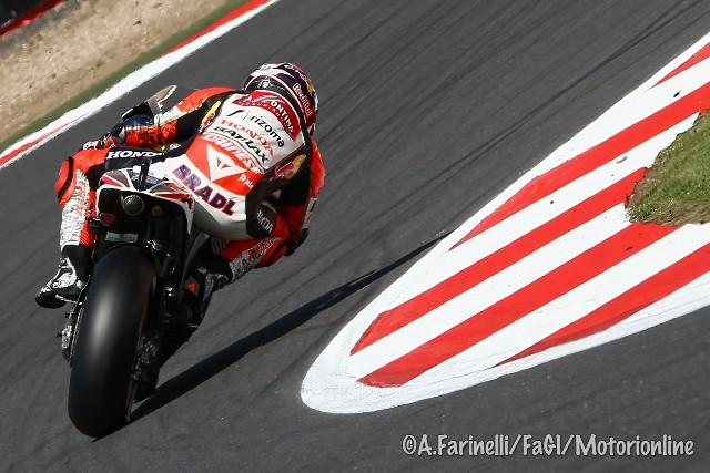 """MotoGP Silverstone: Stefan Bradl """"Sembrava la fotocopia della gara di Brno, avevo gli stessi problemi"""""""
