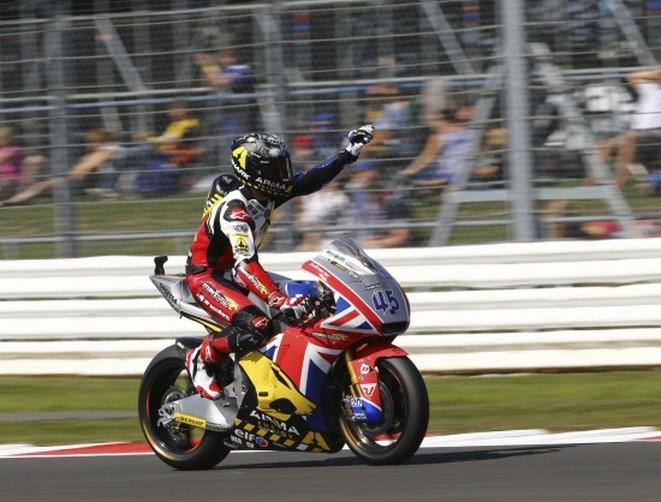 """Moto2 Silverstone: Scott Redding """"Incredibile vincere nel Gran Premio di casa"""""""