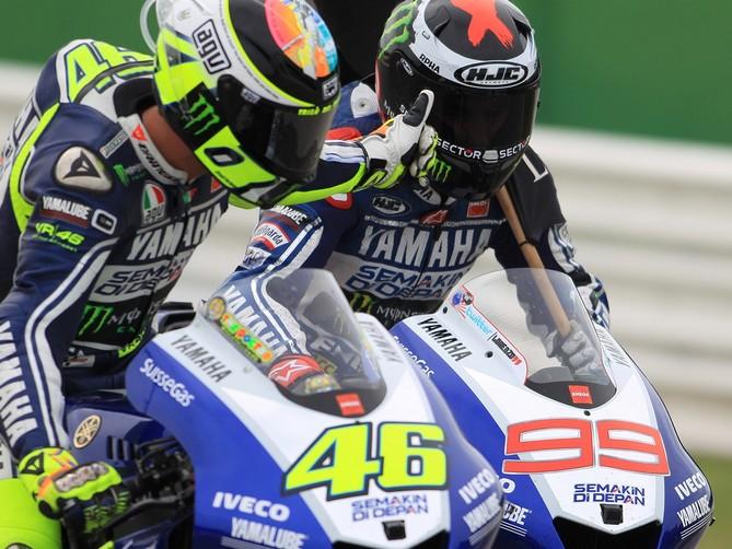 """MotoGP: Valentino Rossi """"Peccato non aver potuto lottare per il podio qui a Misano"""""""