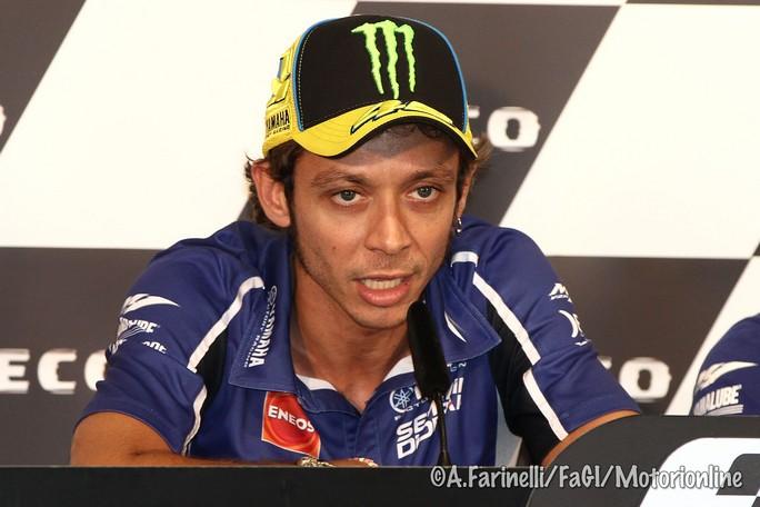"""MotoGP Aragon: Valentino Rossi """"Il Team in Moto3 è una bella avventura, sono contento di aiutare i giovani"""""""