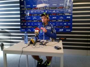 """MotoGP: Valentino Rossi """"Il nuovo cambio è fantastico, c'è grande soddisfazione"""""""