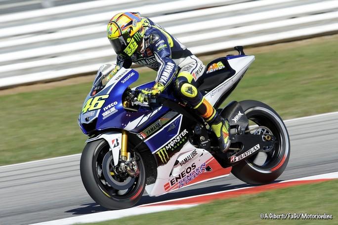 """MotoGP: Valentino Rossi """"Il mio obiettivo è quello di lottare con Lorenzo, Pedrosa e Marquez"""
