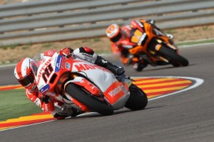 Moto2 Aragon, Prove Libere 3: Terol davanti a Rabat e Torres, Pasini è 5°