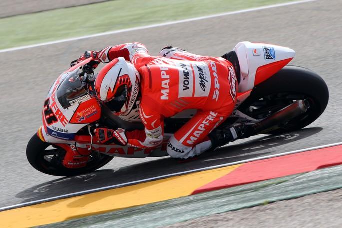 Moto2 Aragon, Qualifiche: Nico Terol centra la pole position