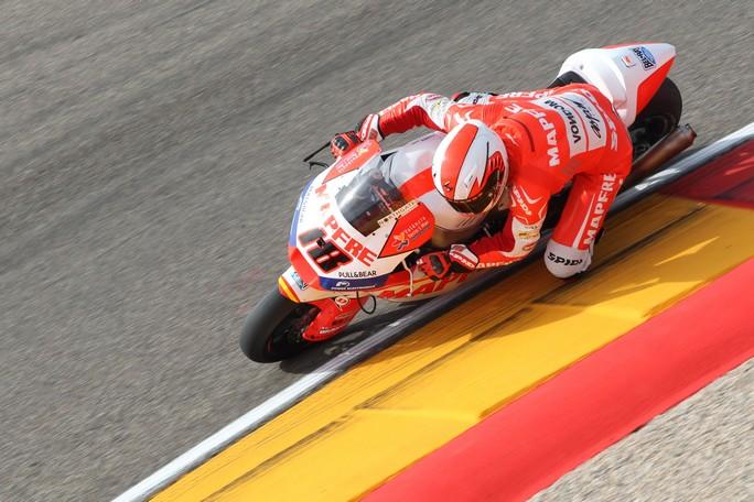 """Moto2 Aragon: Terol """"stravince"""", sul podio Rabat ed Espargarò"""