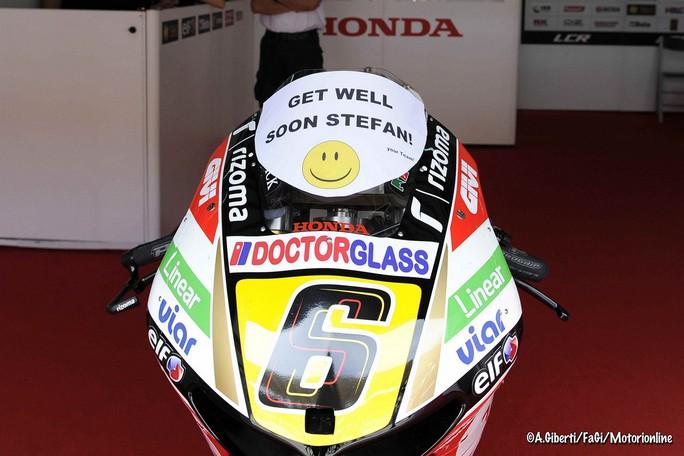 MotoGP: Stefan Bradl potrà partecipare alle prove di Phillip Island