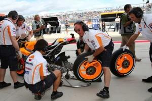 """MotoGP: Phillip Island, un circuito """"tranquillo"""" per la Bridgestone tranne nelle ultime due curve"""