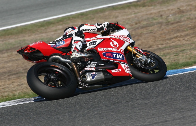Superbike Spagna: Weekend deludente per le Ducati