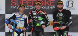 Superbike Spagna: Sykes campione del mondo