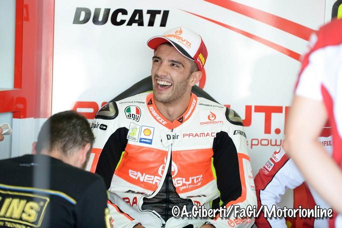 """MotoGP: Andrea Iannone """"Bello tornare qui a Sepang, dove abbiamo già provato"""""""