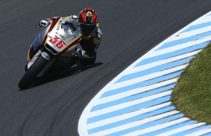 Moto2 Motegi, Qualifiche: La pole position è di Mika Kallio, Corsi ottimo quarto