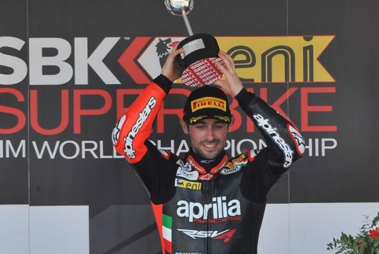 Superbike Spagna: In Gara 2 è ancora Laverty