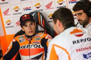 MotoGP: Marc Marquez se la cava con un punto di penalità