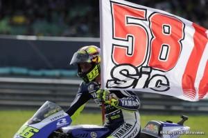MotoGP: Valentino Rossi, Mattia Pasini e altri piloti ricordano Marco Simoncelli