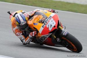 MotoGP Sepang, Prove Libere 3: Dani Pedrosa davanti a Lorenzo e Rossi