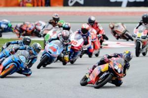 """Moto3: Luis Salom, Alex Rins e Maverick Vinales a Phillip Island con il titolo in """"testa"""""""