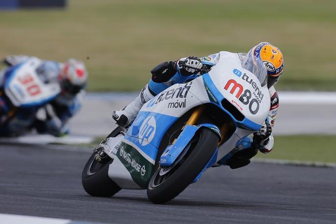 Moto2 Phillip Island, Prove Libere 1: Continua il dominio di Rabat, De Angelis quinto