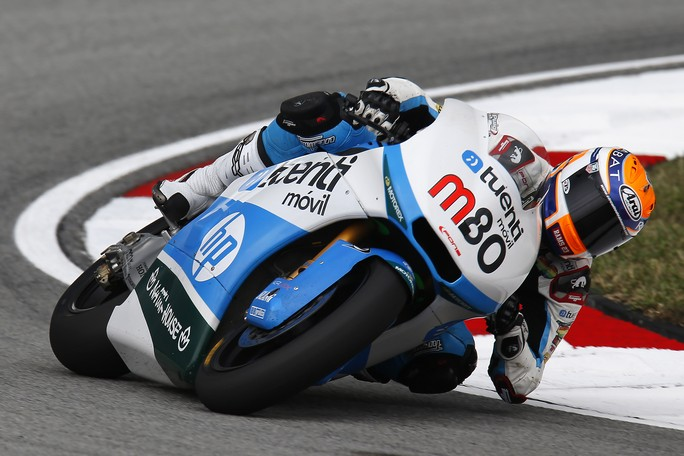 Moto2 Sepang: Rabat il migliore anche nel Warm Up