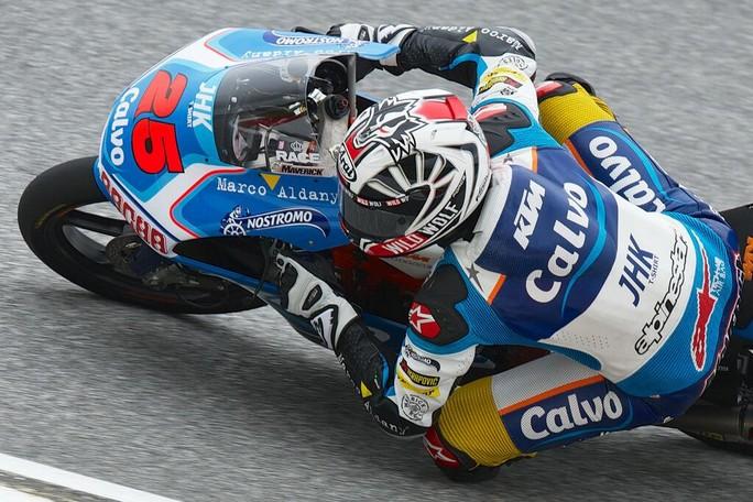 Moto3 Phillip Island, Prove Libere 2: Maverick Vinales davanti a Folger, Antonelli quinto