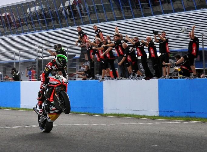 MotoGP: L'Aprilia torna nel 2016