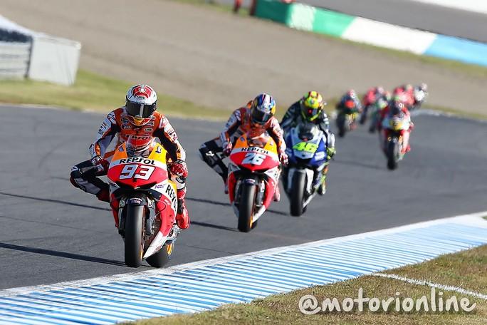 MotoGP: Valencia, un tracciato mediamente impegnativo per i freni Brembo