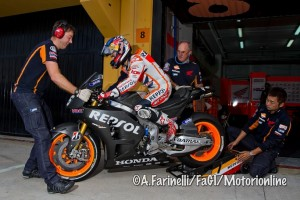 MotoGP: Bridgestone parla del test post gara di Valencia