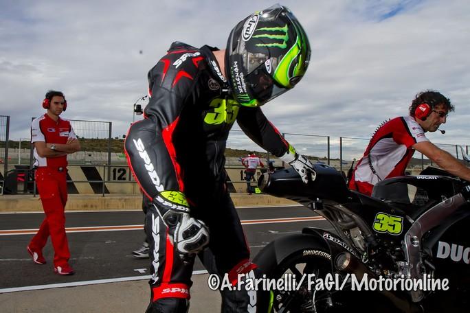 """MotoGP Test Valencia Day 3: Cal Crutchlow """"Non vedo l'ora di tornare in pista a Sepang"""""""