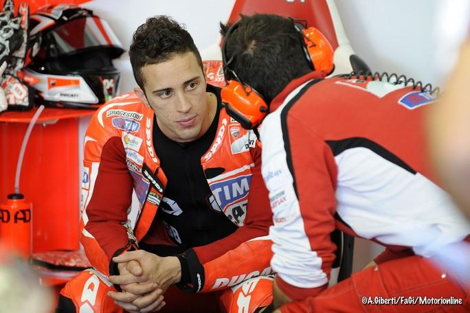 """MotoGP Test Valencia: Andrea Dovizioso """"Nulla di nuovo da provare, ma positivo l'arrivo di Dall'Igna"""""""