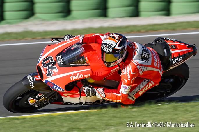 """MotoGP Valencia: Andrea Dovizioso """"Siamo ancora troppo lenti in centro curva"""""""