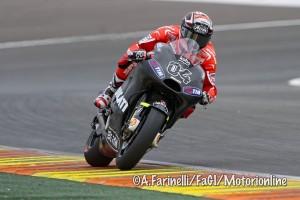 """MotoGP Test Valencia Day 3: Andrea Dovizioso """"C'era poco da provare, serve altro per andar forte"""""""